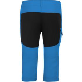 TROLLKIDS Hammerfest Pantalones 3/4 Niños, med blue
